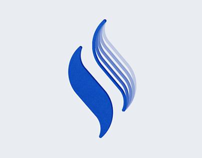 Elmerck. Logo