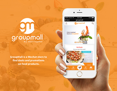 GroupMall Wechat Store