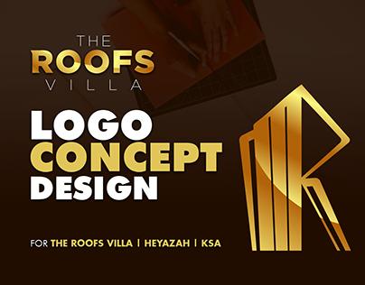 The Roofs Villa Logo