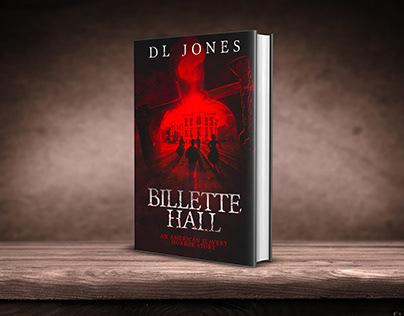 Billette Hall book cover design