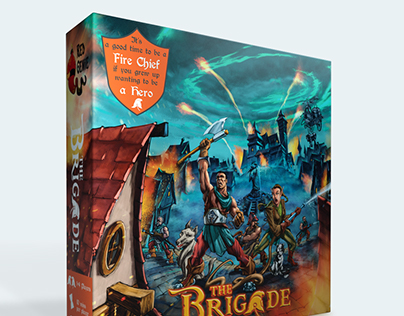Board game package
