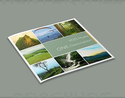 Brochure Design - WinterVale Green Stay