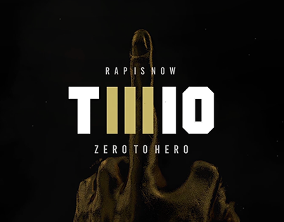 RAP is NOW : CGI for TWIO3 opening sequence