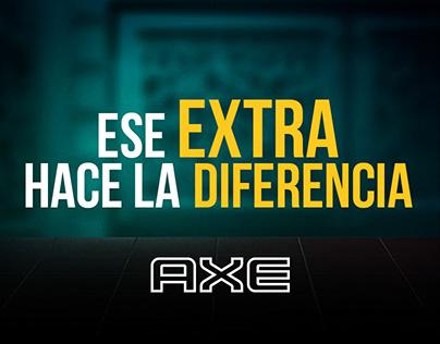 AXE - Extra contenido