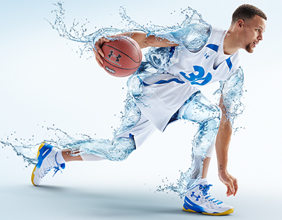 "Steph Curry for Brita ""Drink Amazing"""