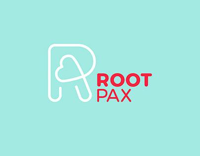 Rootpax Logo Design