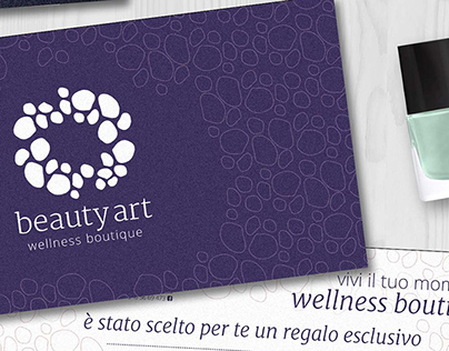 Beauty Art Wellness Boutique - Corporate Identity