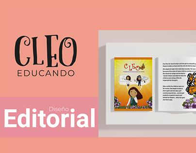 Cleo (Diseño Editorial=
