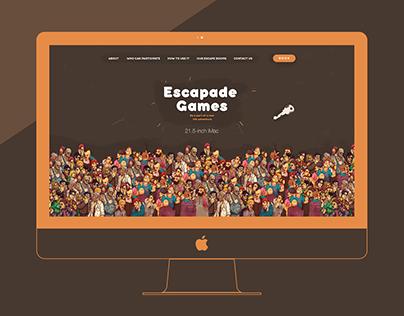 Escapade Games | Quest