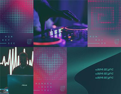 Apesync - Portable Music Production and Performance