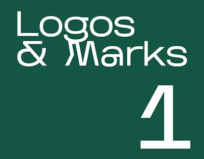 Logos & Marks. Part 1