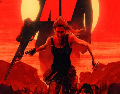 AV: The Hunt / Movie Poster