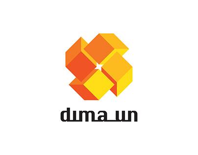 Logo Dima-UN