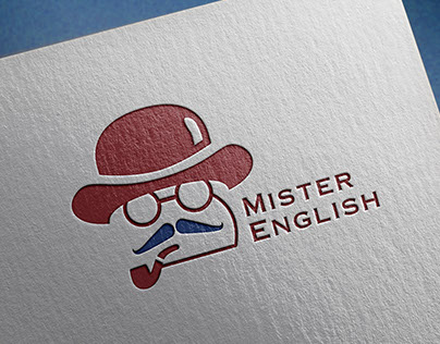 Mister English Logo