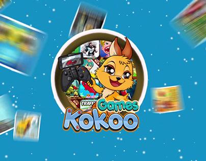 koko games - website promotion