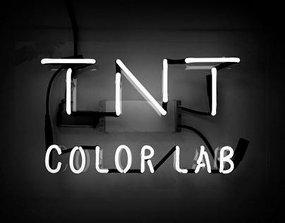 TNT COLOR LAB / BRANDING & ART DIRECTION