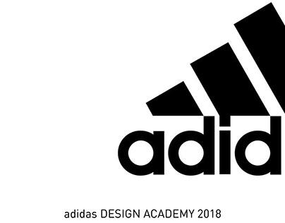 Adidas Design Academy 2018