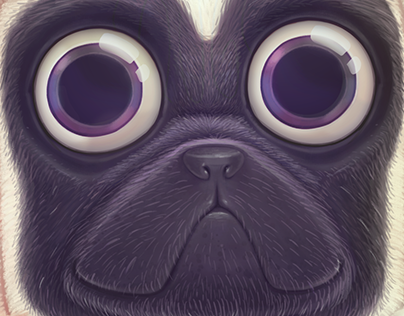 Cube Pug