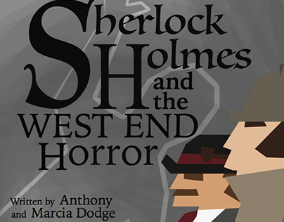 Sherlock Holmes and the West End Horror Theatre Poster