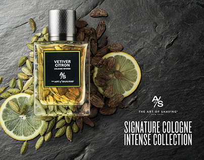 The Art of Shaving Cologne Collection