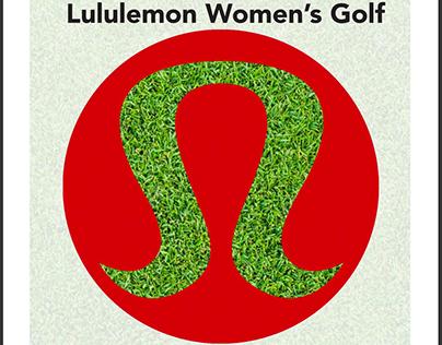 Lululemon Women's Golf Collection