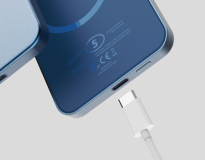 iPhone 12 - Power bank