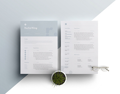 Resume Templates - DOWNLOAD