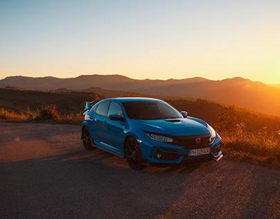 Honda Civic Type R (Editorial)
