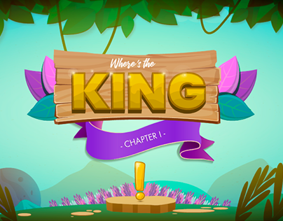 WHERE´S THE KING