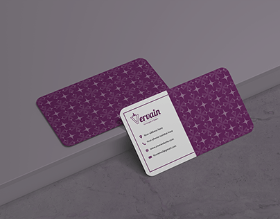 Vervain Business Card