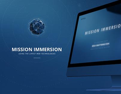 NIVEA | Mission Immersion
