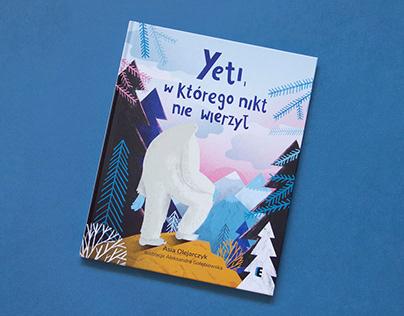 Children book - Yeti