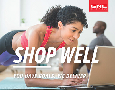 GNC | Handout | Easier Ways to Shop