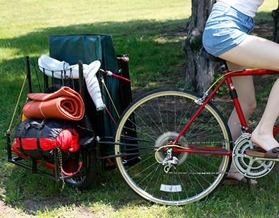 SIDEKICK: Examining Bikepacking Gear