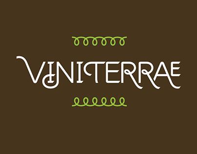 "Logo and corporate identity ""ViniTerrae"""
