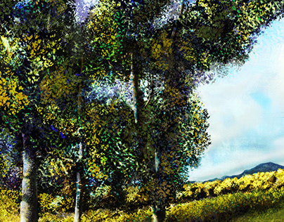 The Orchards Beyond