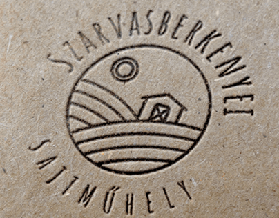 Logo design for an artisan cheese company
