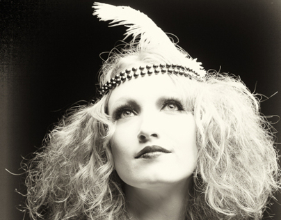 Hayley in the 20's