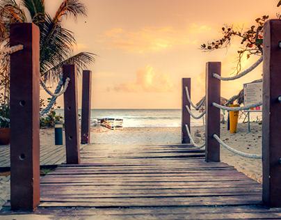 The Beach Vs A Dream