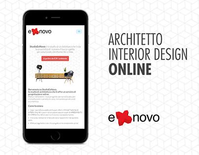 StudioExNovo / Web Identity
