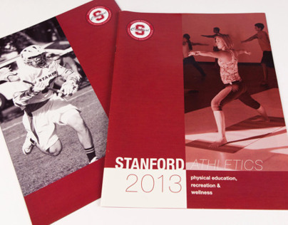 Stanford Rec Center Annual Brochure