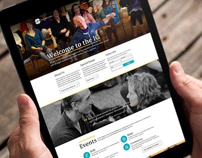 Integral Center Wordpress Site