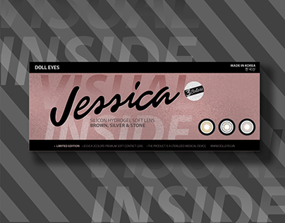 Jessica _ Packaging Design