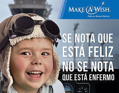 Make a wish Campaign
