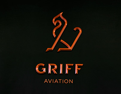 GRIFF AVIATION - Corporate Identity / Branding