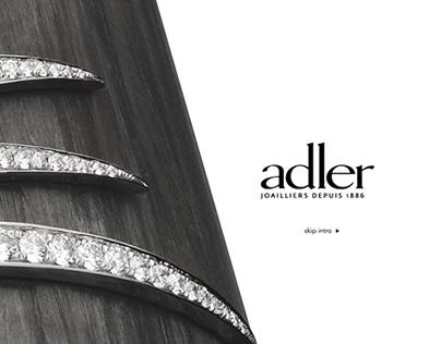 Web. Adler Joaillerie
