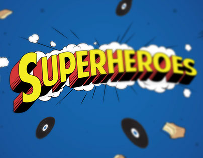 Chill Out Superheroes