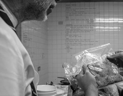 Chef Eduardo Moreno Fotoreportaje