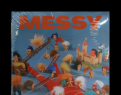 Poster ideia - MESSY