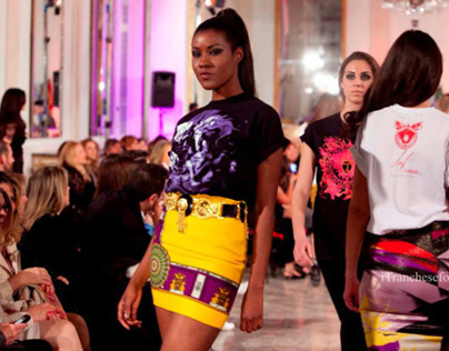 Art T-shirt Collection by Ilian Rachov. Fashion shows